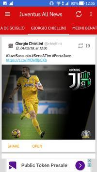 Juventus All News screenshot 5