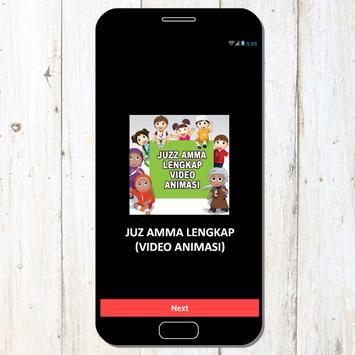 Juz Amma Lengkap (Video Animasi) screenshot 1