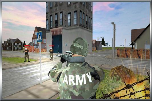 Military Commando Revenge screenshot 3