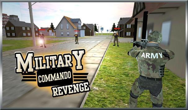 Military Commando Revenge screenshot 10