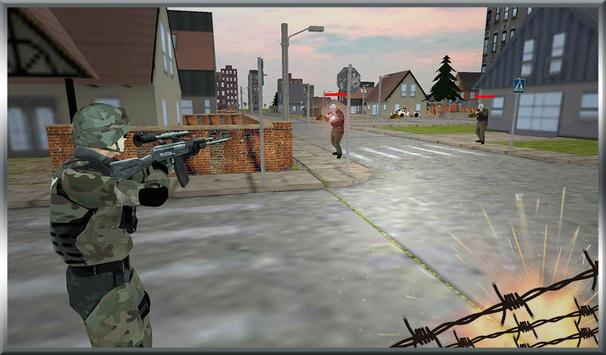 Military Commando Revenge screenshot 12