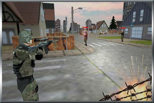 Military Commando Revenge screenshot 2