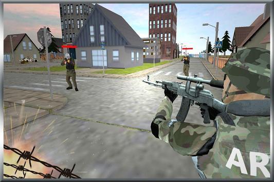 Military Commando Revenge screenshot 4