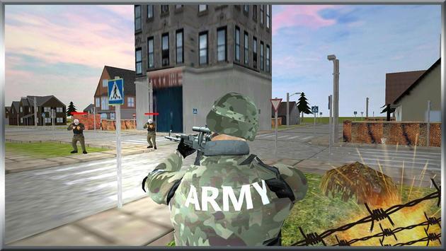 Military Commando Revenge screenshot 8