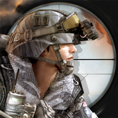 Modern Sniper Beyond Darkness icon
