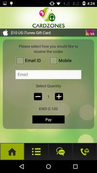CardZone screenshot 3