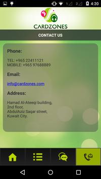 CardZone screenshot 4
