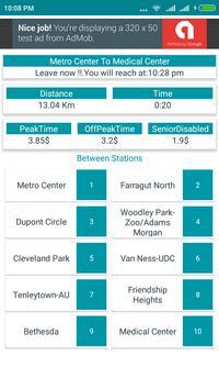 Guide For Washington Train apk screenshot