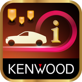 KENWOOD Drive Info. icon
