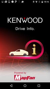 KENWOOD Drive Info. poster