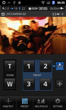 JVC CAM Control Single screenshot 3