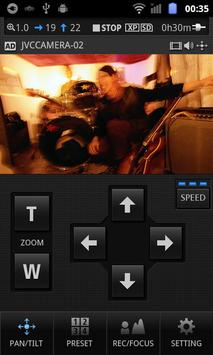 JVC CAM Control Single screenshot 2