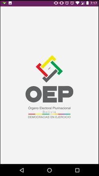 Yo Participo OEP poster
