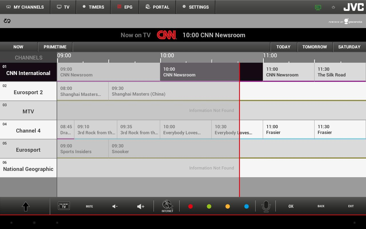 JVC Smart Center for Android - APK Download