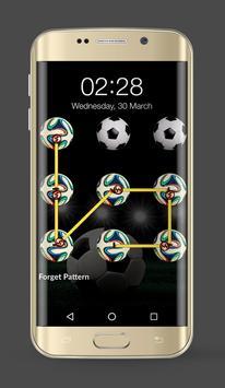 Real Football Lock Screen poster