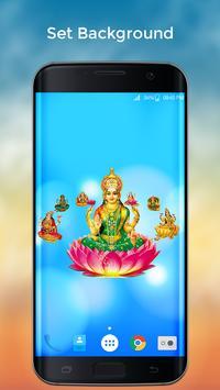 4D Lakshmi Live Wallpaper screenshot 3