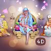 4D Sai Baba Live Wallpaper أيقونة