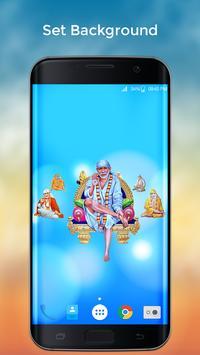 4D Sai Baba Live Wallpaper скриншот 3