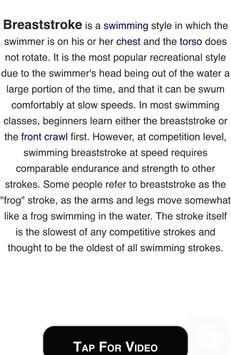 How To Swim screenshot 2