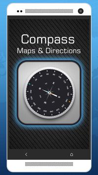 Compass - Maps & Directions poster