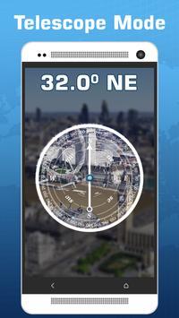 Compass - Maps & Directions apk screenshot