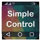 Navigation Bar Customize icon