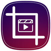 Video Cropping icon
