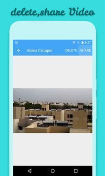 Video Cropping screenshot 4