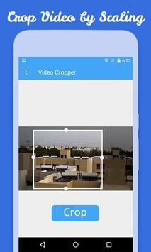 Video Cropping apk screenshot