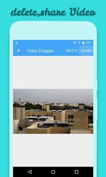 Video Cropping screenshot 1