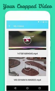 Video Cropping screenshot 2