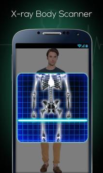 X-Ray Girl Scanner Prank screenshot 1
