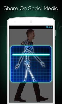 X-Ray Girl Scanner Prank screenshot 3