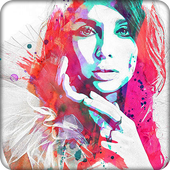 Water Paint : Color Sketch Effect icon