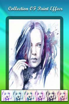 Water Paint : Color Sketch Effect poster