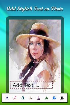 Water Paint : Color Sketch Effect apk screenshot