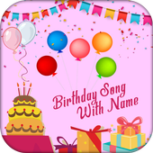 Birthday Song with Name – Song Maker icon