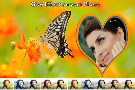 Butterfly Photo Frame screenshot 2