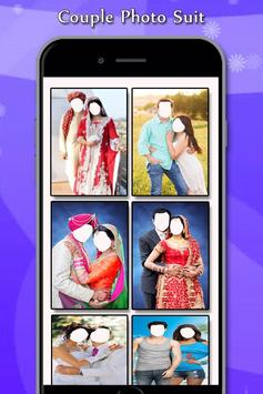 Couple Photo Suit poster