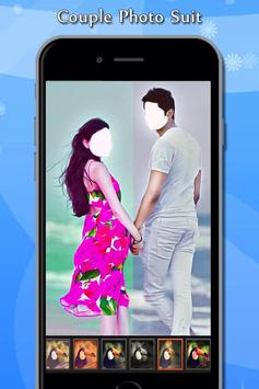 Couple Photo Suit screenshot 1
