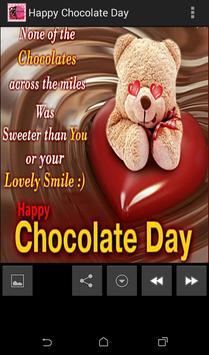 Happy Chocolate Day screenshot 7
