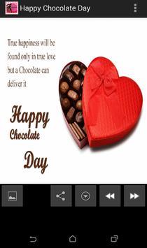 Happy Chocolate Day screenshot 3