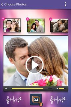 Love Photo Video Maker Music poster