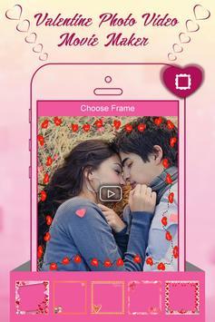Valentine Week Photo Video Maker with Music screenshot 1