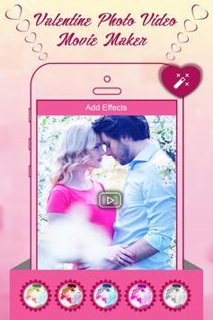 Valentine Week Photo Video Maker with Music screenshot 3