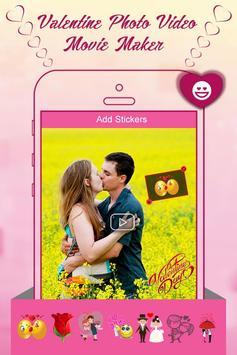 Valentine Week Photo Video Maker with Music screenshot 4