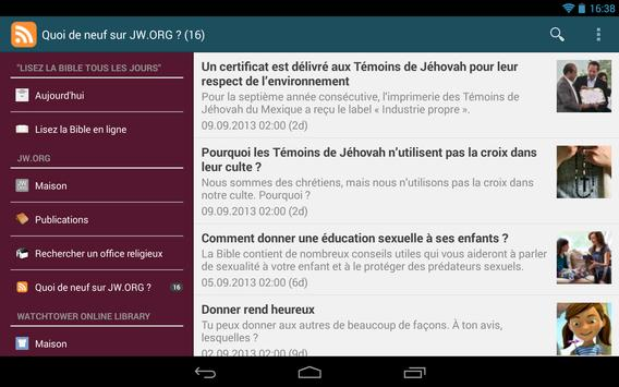 JW Podcast (français) APK Download - Free Books & Reference APP for ...