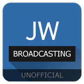 JW Broadcasting icon