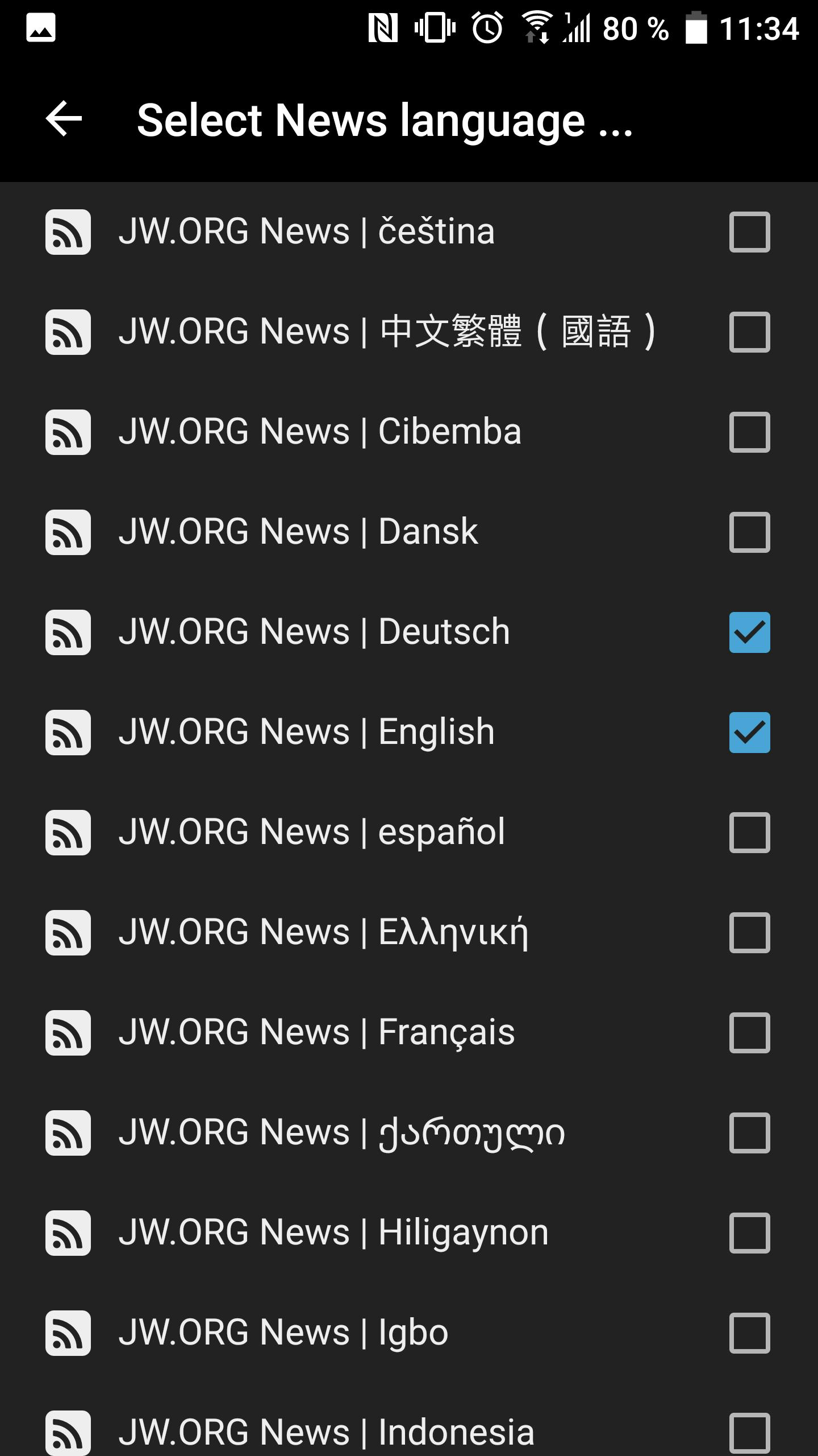 JW Broadcasting for Android - APK Download