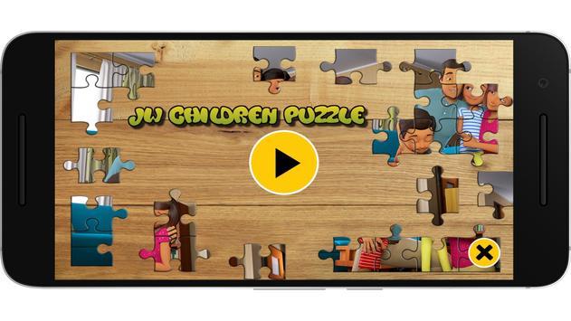 JW Children's Puzzle poster